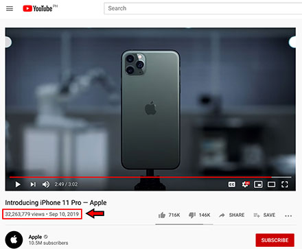 iPhone 11 Apple Commercial